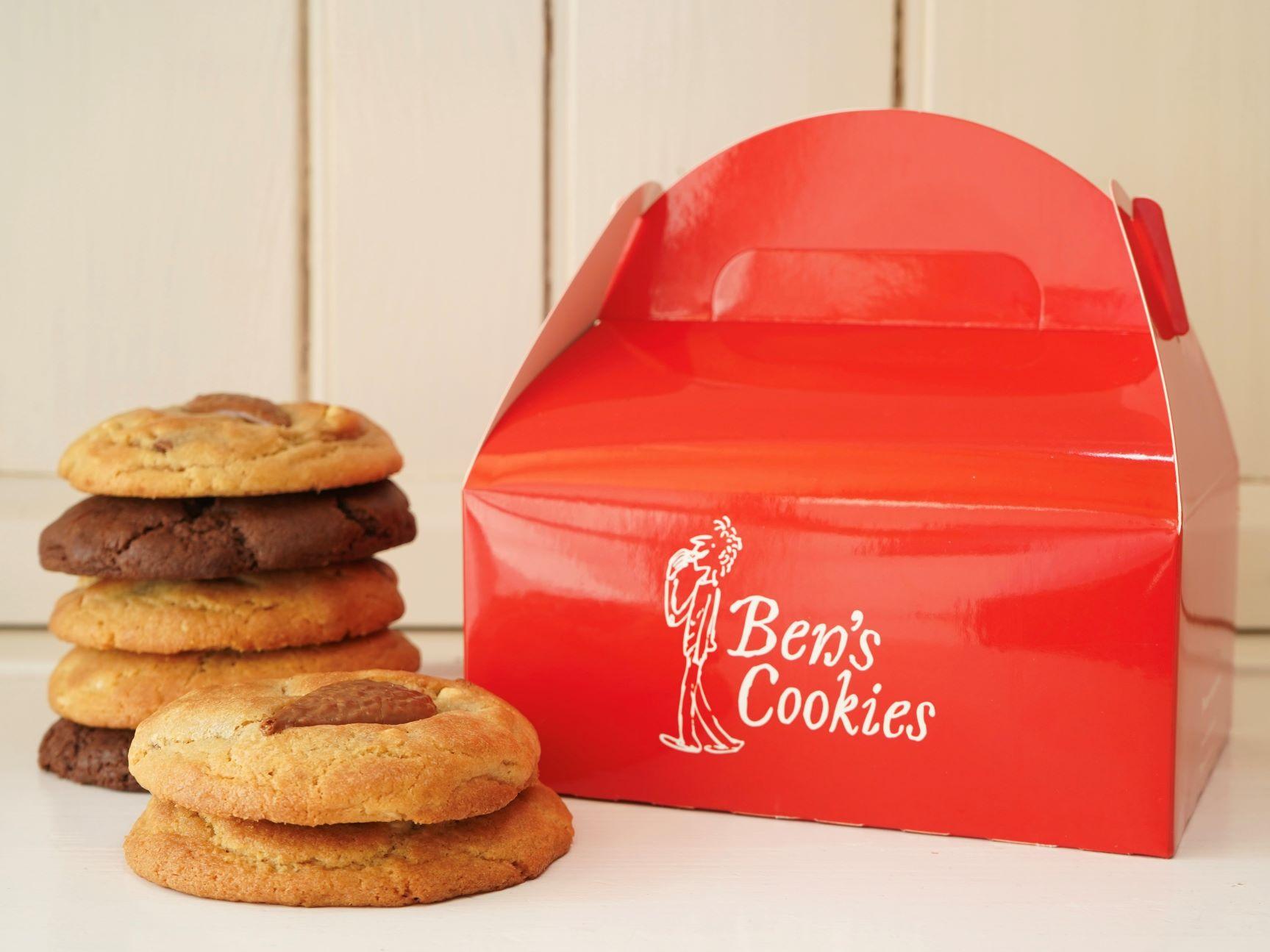 Ben's Cookies GINZA SIX店